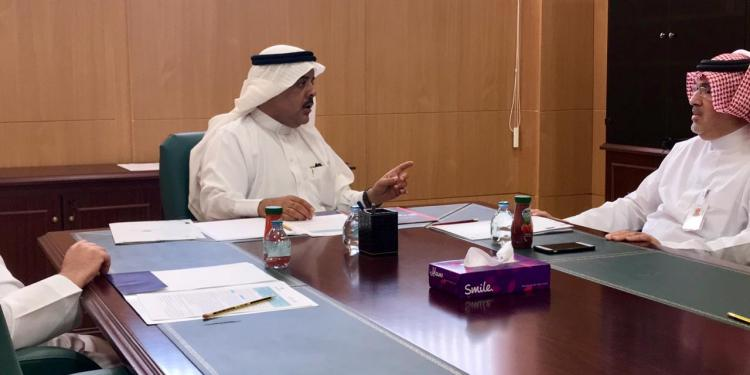 Meeting for Collaboration between Dr. Sulaiman Al Habeeb Hospital and IAU for medical consultancy services, non medical  consultancy services, training and education.