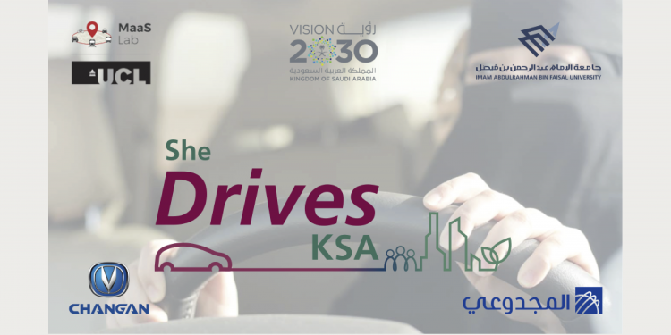 women drive