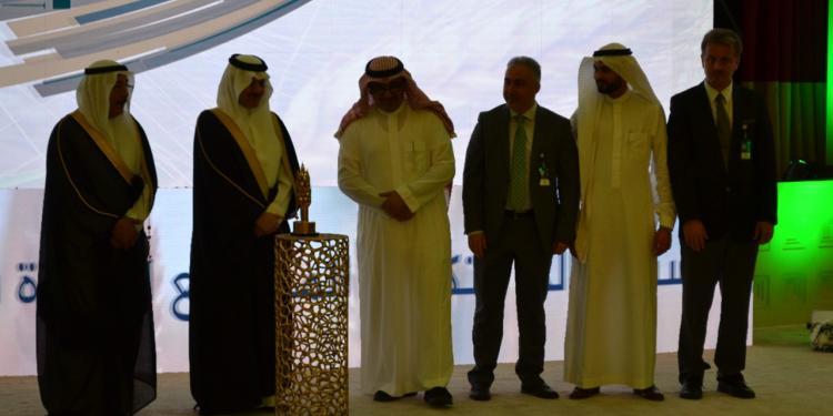 The College of Engineering wins Sanabel Alhasad Award