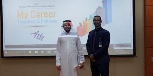 """""""My Career Trajectory and Path"""" workshop"""