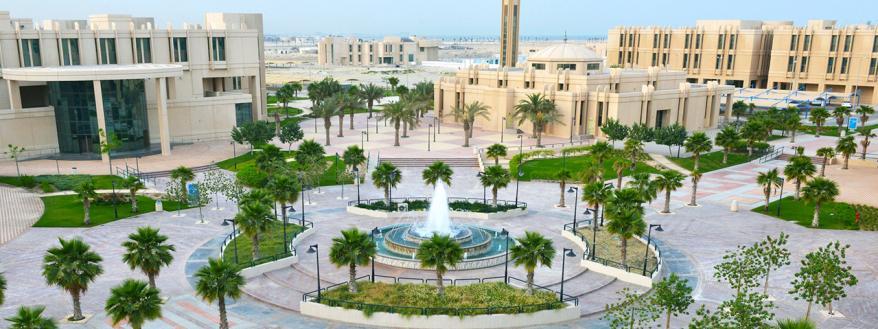 Pendaftaran Pascasarjana University of Dammam 2016