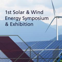 1st Solar & Wind Energy Symposium & Exhibition