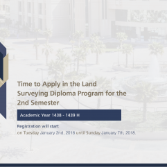 Land Surveying Diploma Program