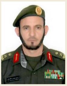 Saeed Mohammed Al-Shahrani